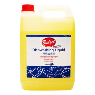 Budget Dishwashing Liquid - Lemon