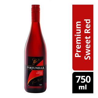 Fortunella Premium Sweet Red Wine