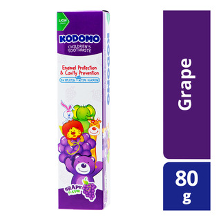 Kodomo Children Toothpaste - Grape