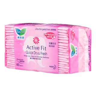 Laurier Active Fit Panty Liners - Scented
