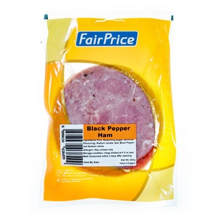 FairPrice Ham - Black Pepper