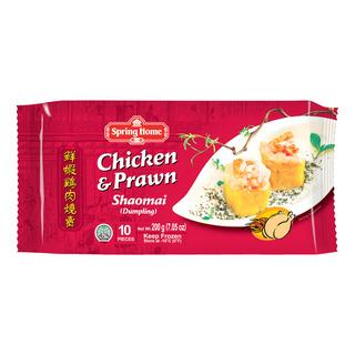 Spring Home Shaomai - Chicken & Prawn