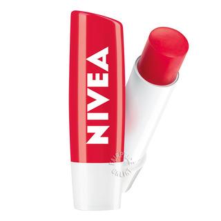 Nivea Caring Lip Balm - Strawberry Shine