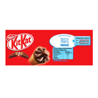 Nestle Ice Cream Drumsticks - Kit Kat
