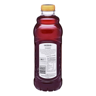 Bickford's Traditional Bottle Juice - Cranberry