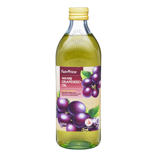 FairPrice Grapeseed Oil - Light & Neutral
