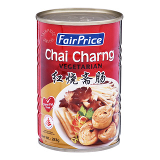 FairPrice Vegetarian Can Food - Chai Charng