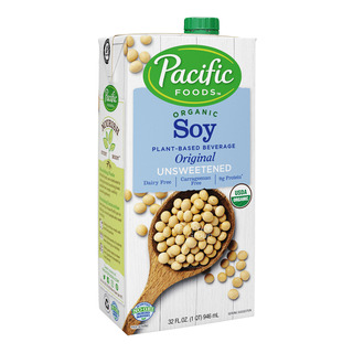 Pacific Organic Soy Non-Dairy Beverage - Unsweetened