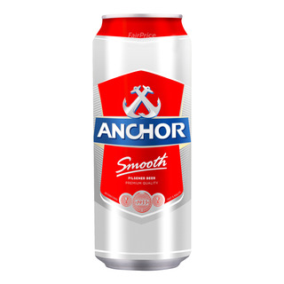Anchor Can Beer - Smooth Pilsener