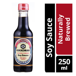 Kikkoman Soy Sauce - Naturally Brewed