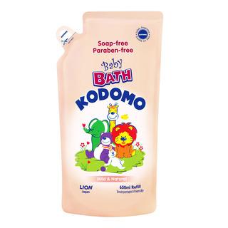Kodomo Baby Bath Wash Refill - Mild & Natural