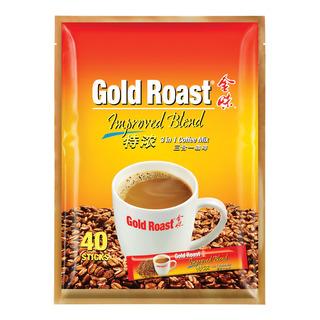 Gold Roast 3 in 1 Coffeemix - Improved Blend