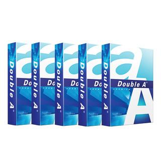 Double A Premium A4 Paper - 80gsm 5 x 500 per pack (CTN
