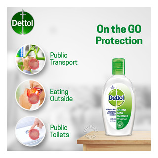 Dettol Instant Hand Sanitizer - Original