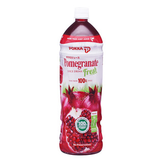 Pokka Bottle Drink - Fresh Pomegranate Juice