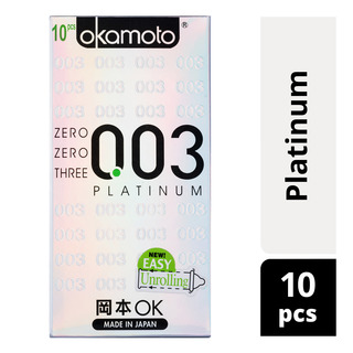 Okamoto Condom - Platinum