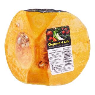 Organic 4 Life Organic Japanese Pumpkin