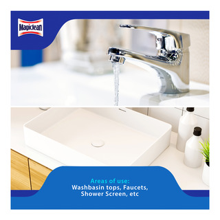 Magiclean Bathroom & Toilet Cleaner Refill - Lavender Fresh