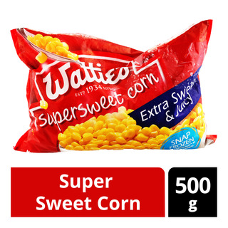 Watties Frozen Super Sweet Corn