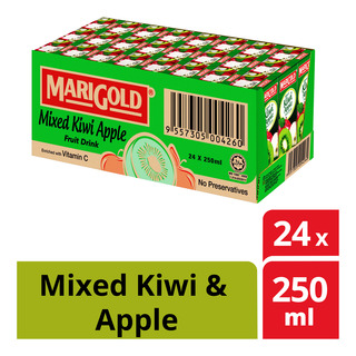 Marigold Packet Fruit Drink - Mixed Kiwi & Apple