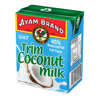 Ayam Brand Coconut Milk - Trim