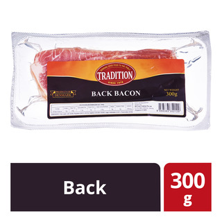 Tradition Bacon - Back