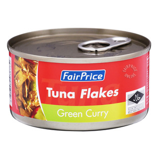 FairPrice Tuna Flakes - Green Curry