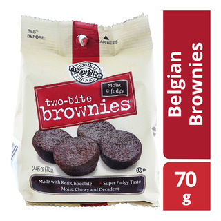 Two-Bite Brownies - Original