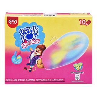 Wall's Paddle Pop Ice Cream - Rainbow