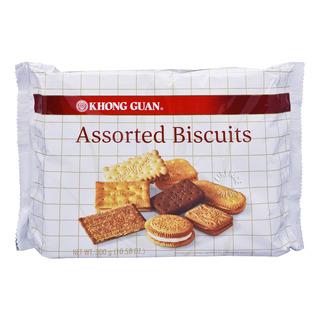 Khong Guan Assortment Biscuits - Assorted