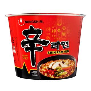 Nongshim Instant Bowl Noodle - Spicy