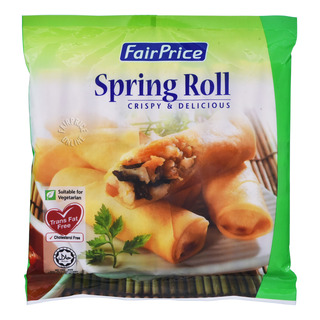 FairPrice Frozen Spring Roll