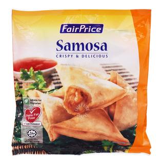 FairPrice Frozen Puff Pastry - Samosa