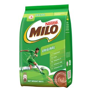 Milo Instant Chocolate Malt Drink Powder Refill - Regular