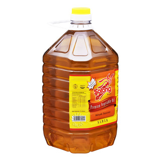 Sotong Brand Vegetable Oil