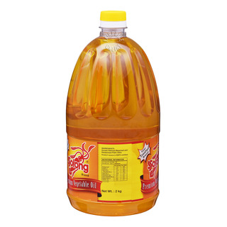 Sotong Brand Vegetable Oil