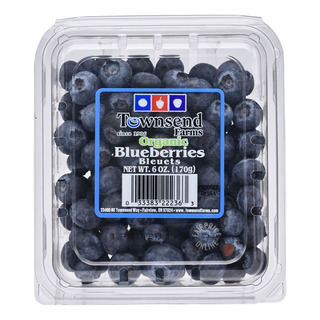 USA Rainier Organic Blueberry