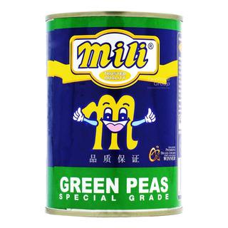 Mili Premium Grade Green Peas