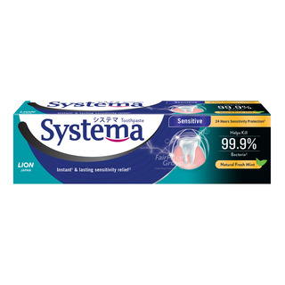 Systema Sensitive Toothpaste - Fresh Mint
