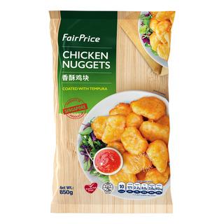 FairPrice Frozen Chicken Nuggets