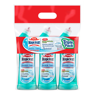 Magiclean Toilet Bleach Power Cleaner