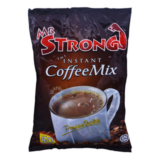 Mr Strong 3 in 1 Coffee Mix