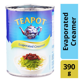 Teapot Evaporated Creamer