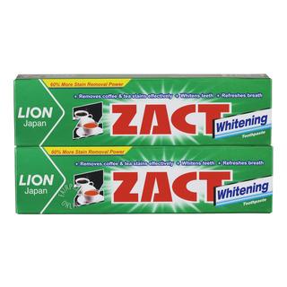 Zact Toothpaste - Whitening