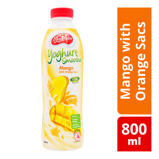 F&N Magnolia Yoghurt Bottle Smoothie - Mango with Orange Sacs