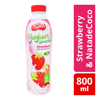 F&N Magnolia Yoghurt Bottle Smoothie - Strawberry & NatadeCoco