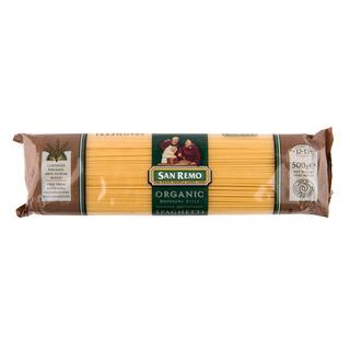 San Remo Organic Pasta - Spaghetti