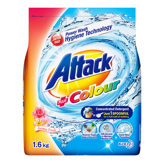 Attack Powder Detergent  - Plus Colour (Aroma Fresh)