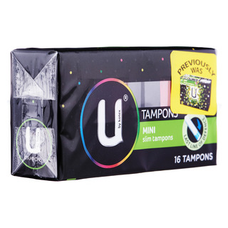 Kotex U Tampons - Slim Mini