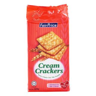 FairPrice Cream Crackers